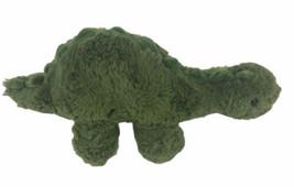"Manhattan Toy Company Green Dinosaur Stegosaurus Plush Stuffed Toy 11"" - $18.66"
