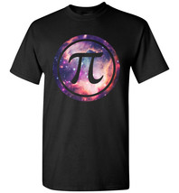 PI Universum Space Galaxy Nerd T-shirt - $9.95+