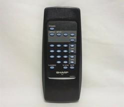 Sharp G0962CESA Original TV Remote 25ES40, 19EM40R, 20ES40M, 25EM40, 27ES50 - $10.29