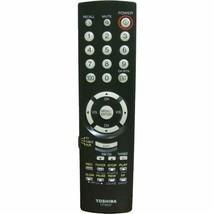 Toshiba CT-90037 Factory Original TV Remote 43A10 50A11 50A50, 50A60, 55A10 - $11.09