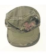Primos Hunting Calls Woman Hat Green Camo Pink Hook and Loop Base Ball Cap  - $15.67
