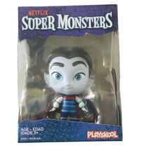 Netflix Super Monsters Drac Shadows Collectible 4-inch Figure - Playskool New - $8.88
