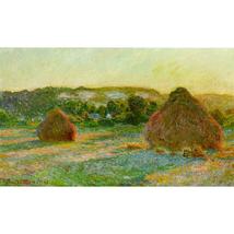 Haystacks Series - Claude Monet Paint By Numbers - $28.59