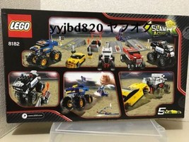 LEGO 8182 RACERS Monster Crusher Toy Block toy Unopened New A31 - $440.00