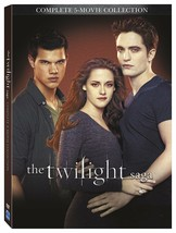The Twilight Saga Complete Series 5-Movie Collection ~ BRAND NEW DVD SET - $22.72