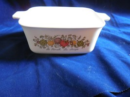 """Corning Ware Spice of Life  9x5 1/2x3"""" 1 1/2 qt  loaf pan   P-4-B - $13.81"""