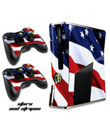 Skin Decal Wrap for Xbox 360 Slim Gaming Console & Controller Xbox360 Sl... - $9.85