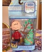 Memory Lane A Charlie Brown Christmas Cap Pathetic & Revived Tree Snowsc... - $24.99