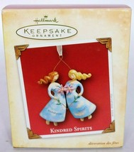 Hallmark Keepsake Christmas Ornament Kindred Spirits Friends Sisters 2004 - $15.84