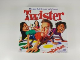 Twister Game by Milton Bradley Hasbro 2002 COMPLETE GAME - $18.69