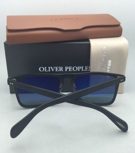 bed8f37040 Photochromic OLIVER PEOPLES Sunglasses BERNARDO OV 5189-S 1031 R8 Black w   Blue