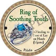 True Dungeon Token - Ring of Soothing Touch - $2.95