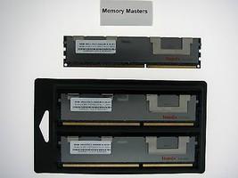 24GB (3X8GB) MEMORY FOR HP PROLIANT BL460C G6 BL460C G7 BL490C G6