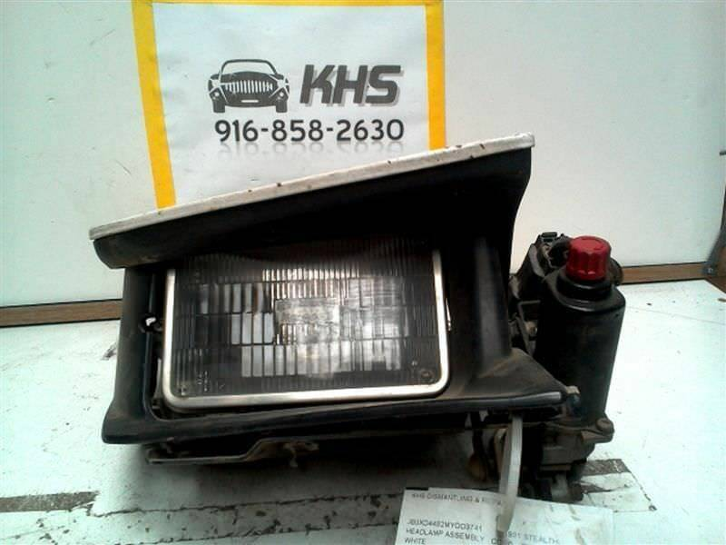 Primary image for Passenger Right Headlight Base Fits 91-93 STEALTH 25656