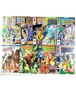 Squadron Supreme 3 5 6 9 10 11 12 New World + More Order Marvel Comic Book Lot - $38.69