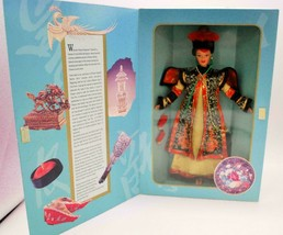 1996 Chinese Empress Collectors Edition Great Era Barbie Doll #16708 New... - $34.65