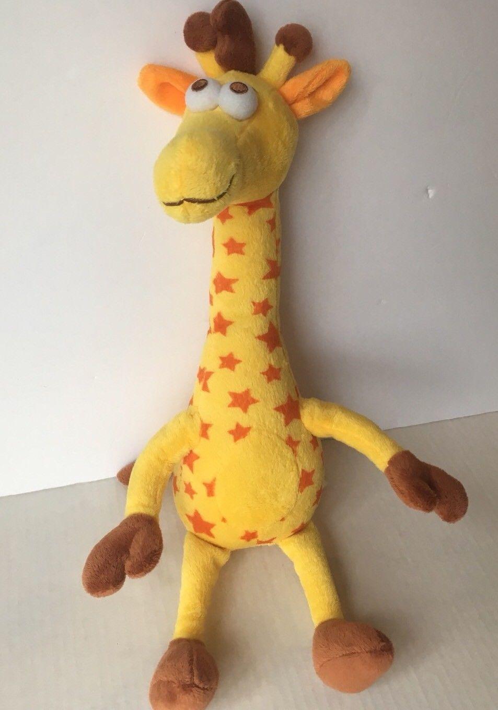 Geoffrey Giraffe Stuffed Animal Plush Toys R And 50 Similar Items