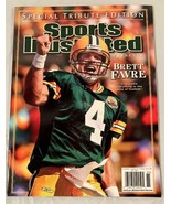 Brett Favre..Sports Illustrated...Special Tribute Edition...2008..Nice Cond - $9.89
