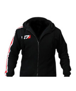 XCOSER Mass Effect Hoodie for Sale N7 Adults Costume For Men - $59.00