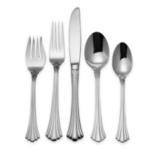 1800 by Reed & Barton Stainless Steel Flatware Set Service for 6 New 30 ... - $336.00