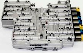 6R80 Complete Valve Body With Solenoids 09 Up Ford Mustang Expedition Explorer - $395.01