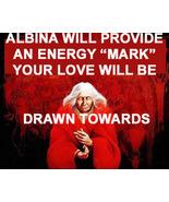 FREE W $49 ORDERS ALBINA WILL PROVIDE AN ENERGY MARK THAT DRAWS LOVE MA... - $0.00