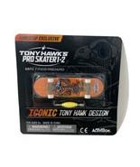 Tony Hawk Pro Skater 1+2 GameStop Exclusive Mini Fingerboard NEW - $19.34