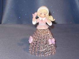 "Precious Moments ""Winter Belle"" Bell by Enesco W/Box. - $11.00"
