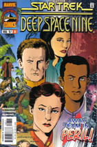 Star Trek: Deep Space Nine Comic Book #8, Marvel 1997 Near Mint New Unread - $3.99