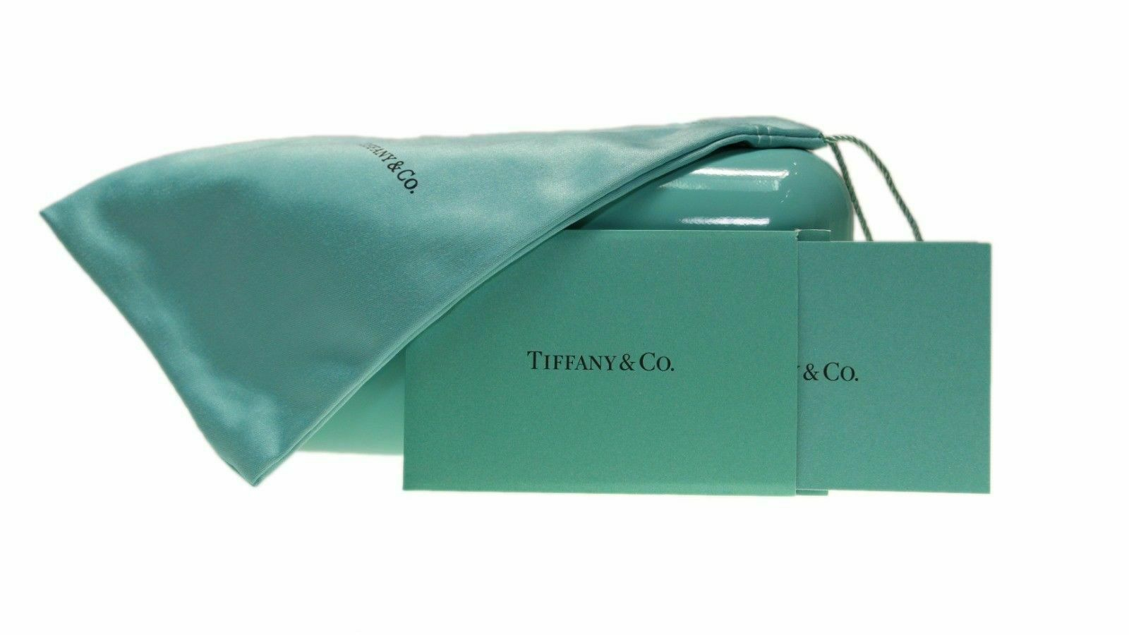 Tiffany & Co. TF3063 60074L Black Metal Frame Blue Gradient Sunglasses 64mm