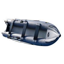 BRIS 14.1ft Inflatable Kayka Canoe Boat Fishing Tender Poonton Boat image 6