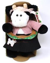 Animaland Teddy Bear Stuffers Horned Monster Halloween Plush Animal - $22.20