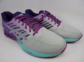 Asics FuseX Women's Running Shoes Size US 9.5 M (B) EU 41.5 Silver Purpl... - $73.01