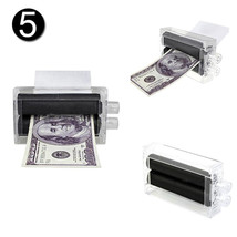 2017 Hot Sale Magic Trick Easy Money Printing Machine Money Magicians Tr... - $18.46