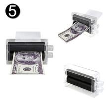 2017 Hot Sale Magic Trick Easy Money Printing Machine Money Magicians Trick Make - $18.46