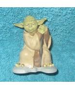 Disney Store Star Wars YODA Figure Loose. 2 inch. - $8.79