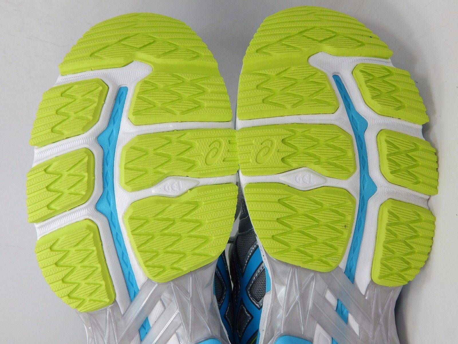 Asics GT 2000 v 4 Women's Running Shoes Sz US 7.5 2A NARROW EU 39 Silver T659N