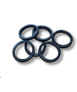 REPLACEMENT GASKETS (RETAIL PACK OF 6) WITH DIFFERENT SPOUT NOZZLES & AC... - $8.41