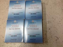 2008 DODGE CHARGER & CHRYSLER 300 Series Service Shop Repair Manual Set ... - $47.47