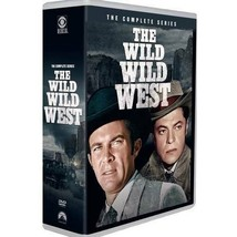 The Wild Wild West: The Complete Series (CD) - $48.30