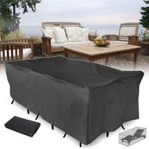 210x110x70CM Outdoor Garden Patio Furniture Waterproof Dust Cover Table ... - $31.99