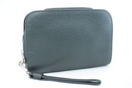 Louis Vuitton Taiga Baikal Clutch Bag Ardoise M30182 Lv Auth 7865 - $240.00