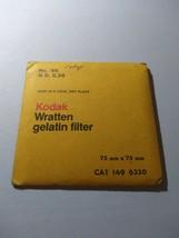 Kodak Wratten Gelatin Filter NO.96 N.D. 0.30 1496330 - $10.99