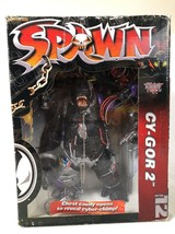 1998 Spawn Series 12 Cy-Gor 2 Ultra-Action Figure Special Edition NEW in... - $16.65