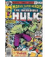 Marvel Super-Heroes Comic Book #79, Marvel Comics 1979 FINE+ - $3.75
