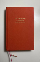 Brand New - Kate Spade New York Journal Notebook Red Orange Never Overdr... - $18.81