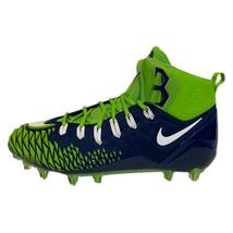 Nike Force Savage Pro Elite TD Football Cleats Blue Green AJ6605-400 Siz... - $59.39