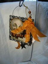 Halloween Magic Moonlight Postcard Ornament Bethany Lowe image 6