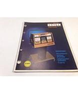 Peerless Instrument Pulsar 960 Tune Up Center Parts List - $19.99