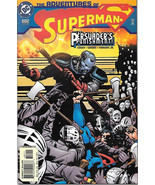 The Adventures of Superman Comic Book #602 DC Comics 2002 NEAR MINT NEW ... - $3.50